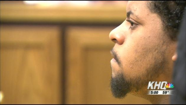 Avondre Graham Appears In Court At His Plea Hearing