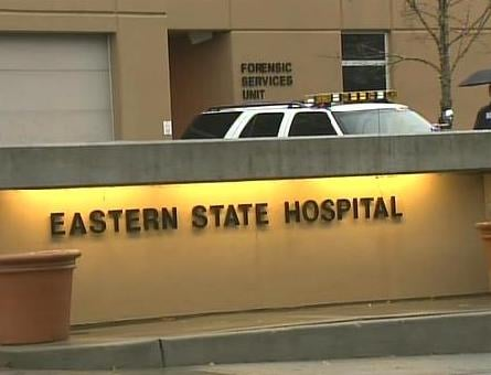 Lawyers for Duane Charley filed a wrongful death lawsuit against Eastern State Hospital Friday