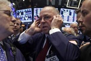 The Dow Jones industrial average hit a milestone Monday, passing 16,000 points for the first time ever.