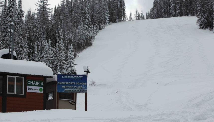 Photo from Lookout Pass