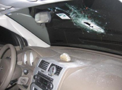 Washington State Patrol Wants To Know Who Was Throwing Rocks At Cars On I-90 Near Ellensburg Early Sunday Morning