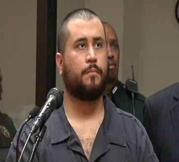George Zimmerman in court on Tuesday