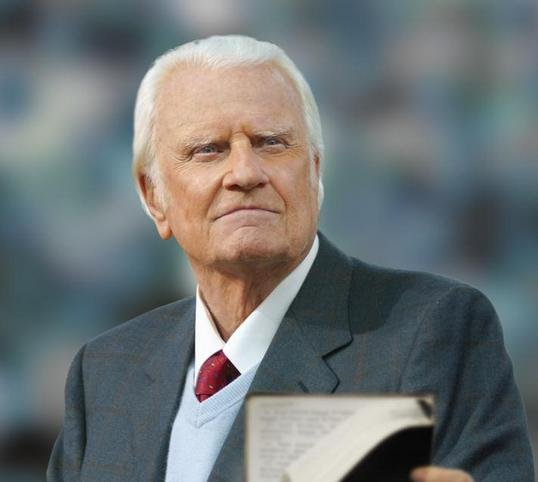Evangelist Billy Graham, who last week celebrated his 95th birthday, has been hospitalized with respiratory problems, NBC News has learned.