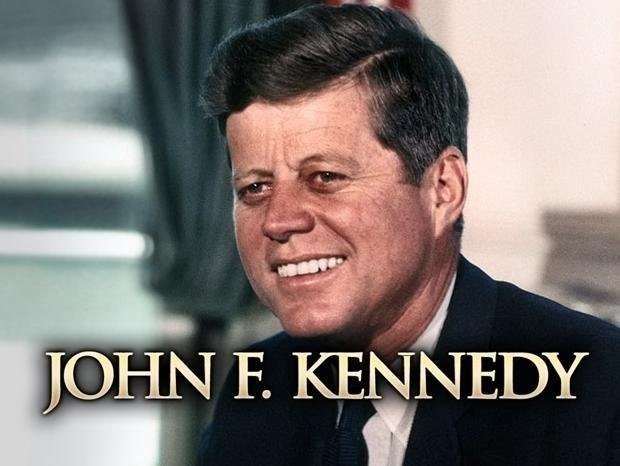 John F. Kennedy was assassinated 50 years ago on November 22, 1963