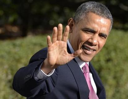 Obama departs Washington for 3-day West Coast swing