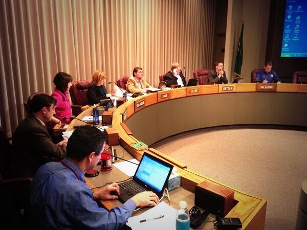 The Spokane City Council voted 7-0 Monday night to approve the 2014 budget