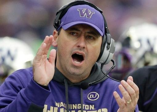 Washington's Steve Sarkisian has accepted the head coaching job at USC.