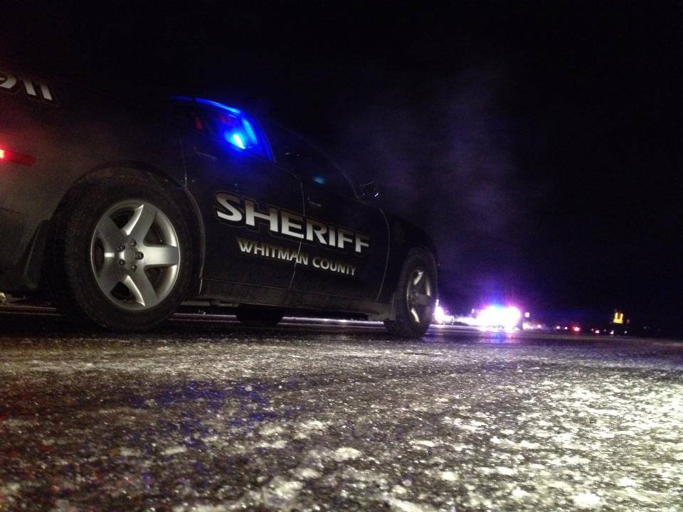 One woman was killed in a crash on Highway 270 in between Pullman and Moscow Monday afternoon