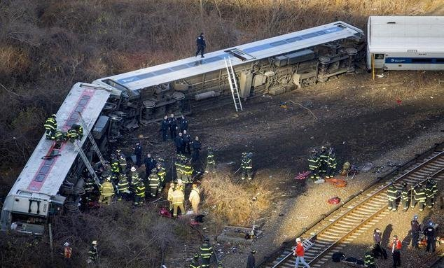Investigators looking into a deadly New York City train derailment say no anomalies have been found with the train's brake system.