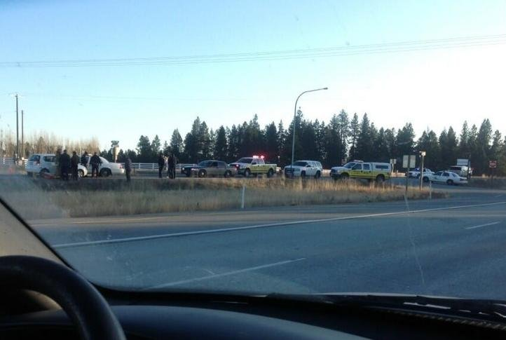 On Wed. a WSP trooper crashed while trying to stop a one-way driver