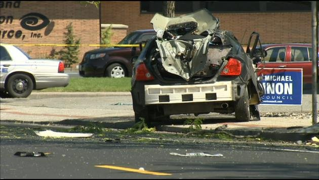The Spokane County Prosecutor's Office filed formal charges on Thursday against the driver of a car that exploded in the Garland District in August.
