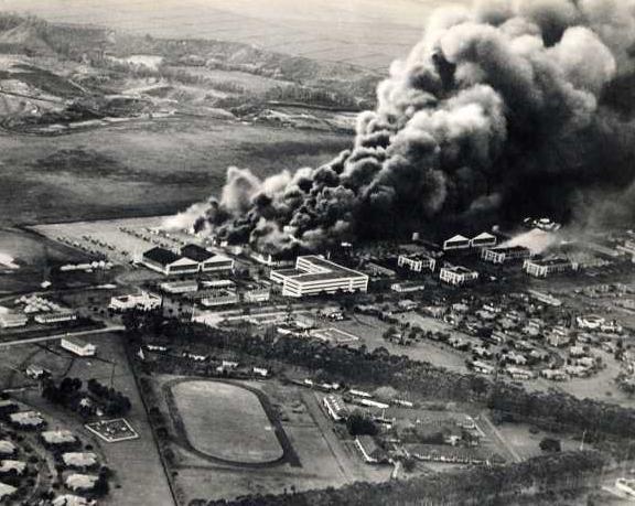 bombing of pearl harbor essay