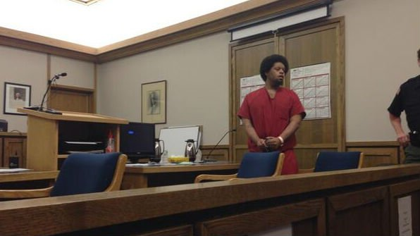 Avondre Graham was sentenced for 2nd Degree Robbery on Tuesday. The judge gave him 14 months with credit for time served