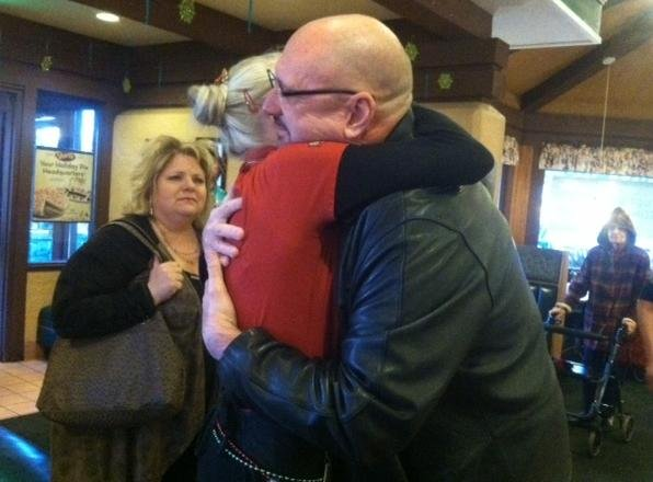 Local Waitress Receives Generous Christmas Gift At Shari's