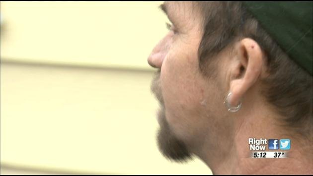 A Spokane Valley man says he will have to spend the rest of the year saving his money after someone came to his house early Thursday morning and stole his Christmas lights that he spent all 2013 working to purchase.