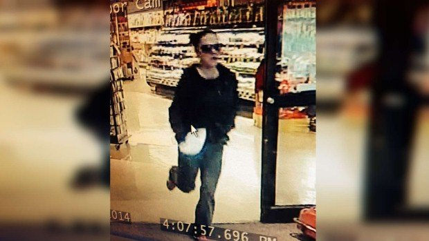 Police are looking for this woman who is a suspect in three separate pharmacy robberies in the Spokane area.