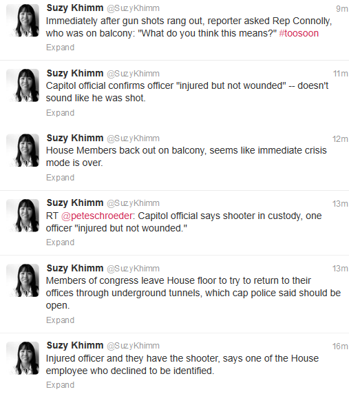 Tweets from Suzy Khimm