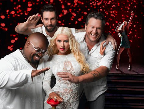 The Voice - Season 5 Coaches
