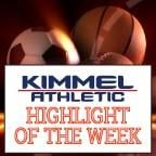 Kimmel Athletic Highlight of the Week (2015)