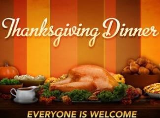 story free community thanksgiving meals