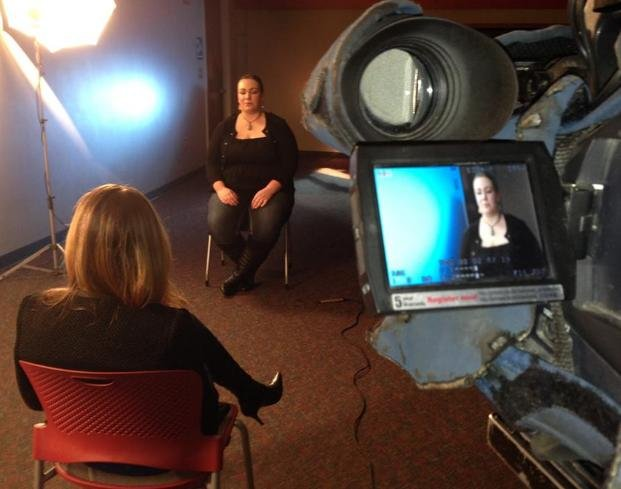 Kelsey Watts sits down with Billie McKinney for the very emotional interview