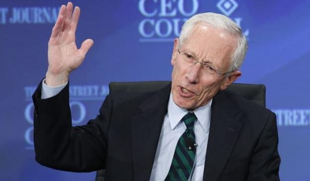 Former Bank of Israel Governor Stanley Fischer in Washington, November 19, 2013.