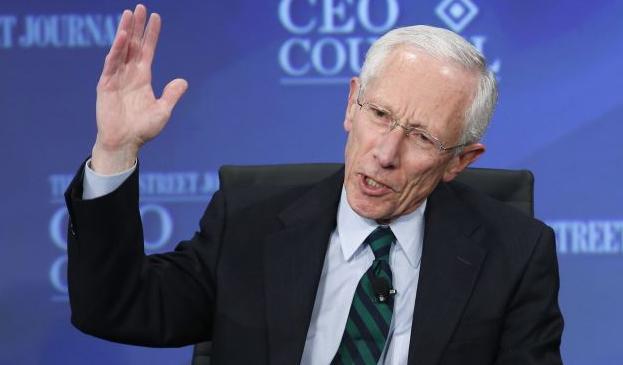 Former Bank of Israel Governor Stanley Fischer in Washington, November 19, 2013.