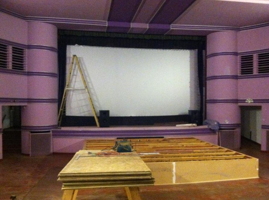 Ritzville Theatre Undergoing Renovation