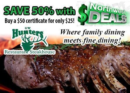 KHQ NW Deals: Half-off GW Hunters - only $25!