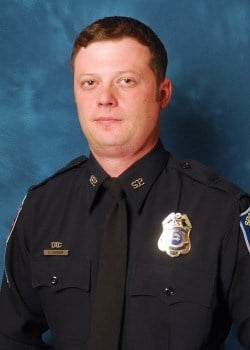 Ofc. Michael Schneider: 6 year SPD veteran and member of Tactical Team