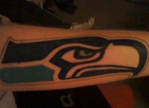 KHQ Viewer Daniel Drews' Tattoo