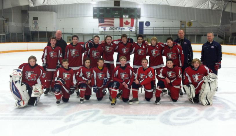 Spokane Jr. Chiefs Hockey Team