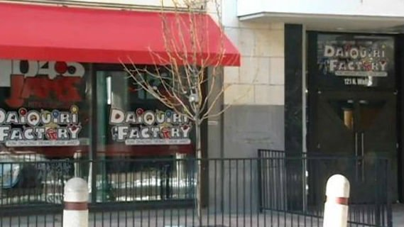 """The Spokane Downtown Daiquiri Factory has only been open for three days and it's already making headlines across the country for a controversially named drink on the menu: """"Date Grape Kool-Aid."""""""