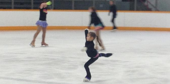 For this week's Pinland Empire,  Katie Steiner spent the day with the Lilac City Figure Skating Club!