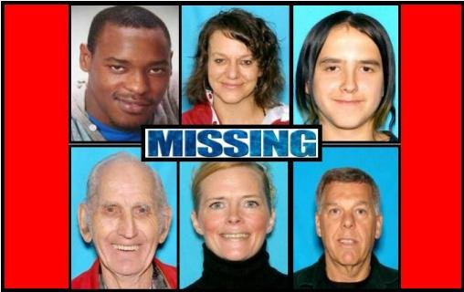 WA State's Missing People