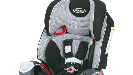 Graco is recalling nearly 3.8 million child car seats
