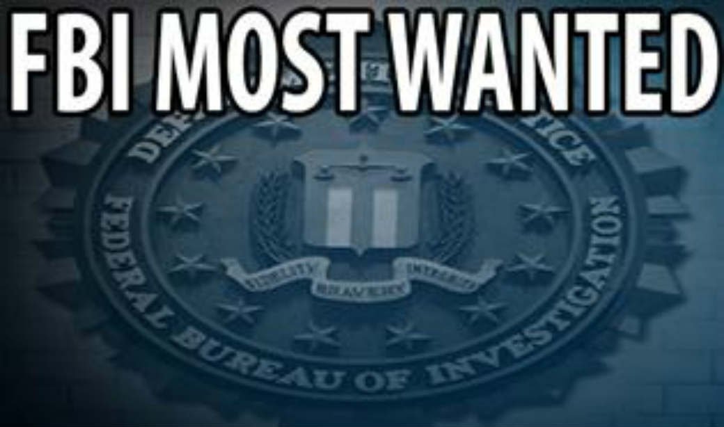 The FBI constantly keeps a list of the ten most wanted fugitives in the country