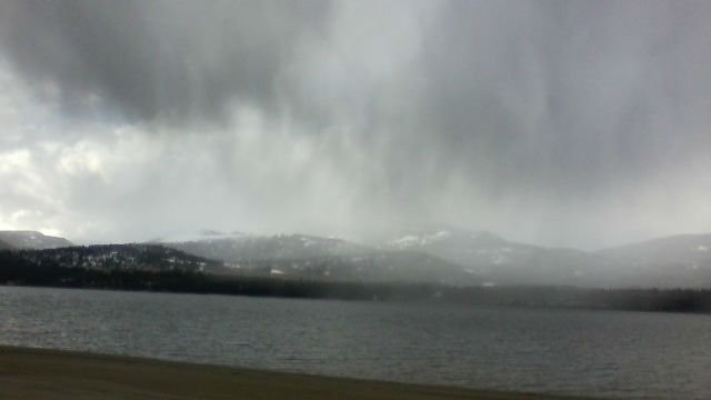 PHOTO From Viewer On Bradbury Beach