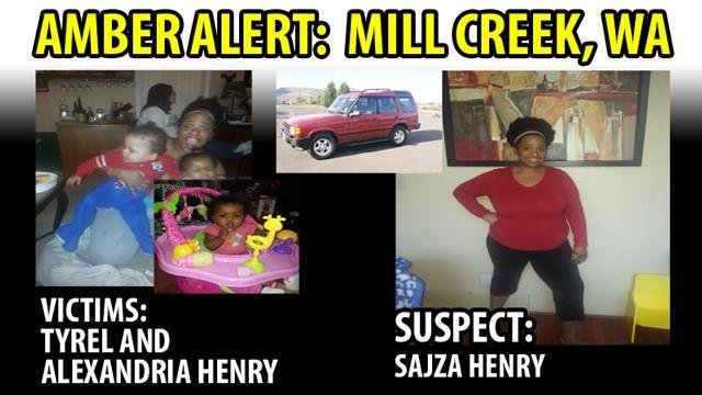 The AMBER Alert was canceled hours after it was issued on Thursday