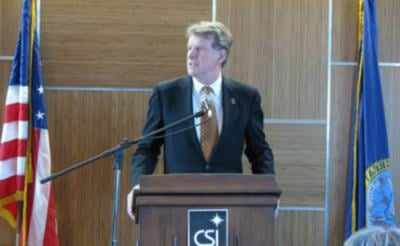 Gov. Butch Otter won reelection in Idaho (Photo: File)