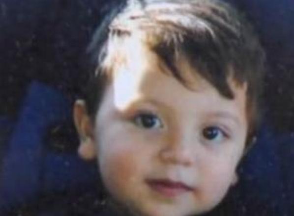 Loubna Khader's little boy before the DUI crash that left him with severe brain damage.