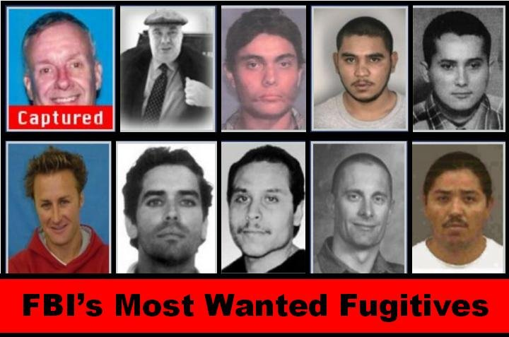FBI's Most Wanted Fugitives