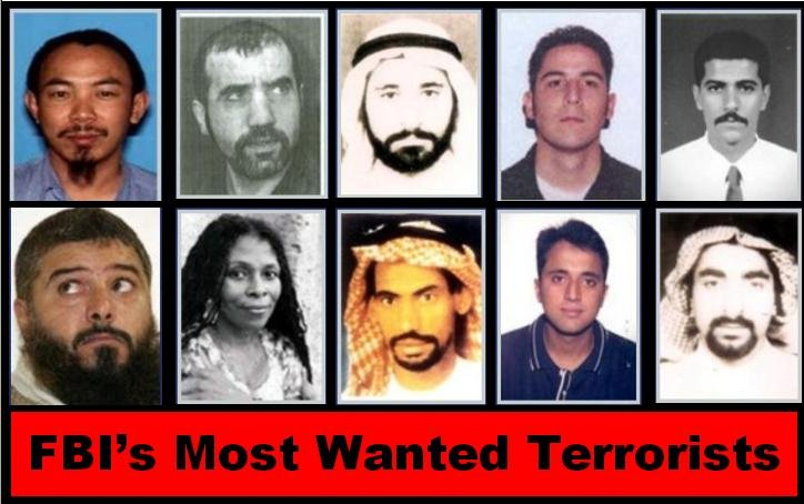 FBI's Most Wanted Terrorists