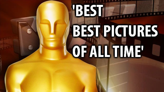 "The Oscars are this Sunday. KHQ Producer Cory Howard went through and picked his ""Top Ten Best Best Pictures Of All Time (1972-Present)"""