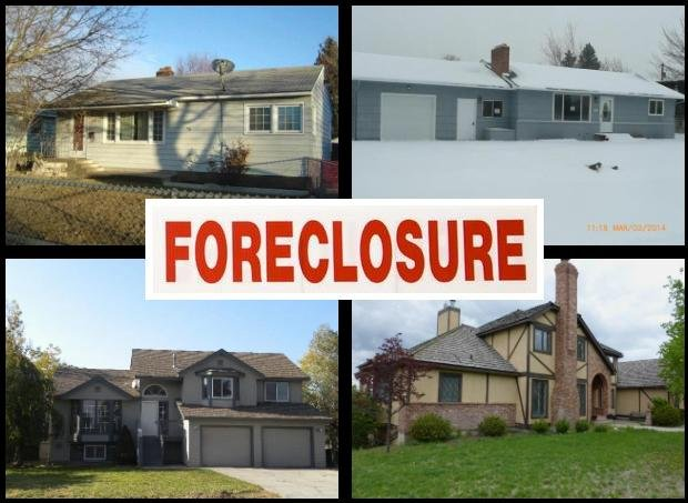 how to buy a foreclosed a house