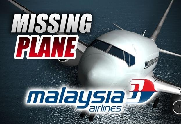 Malaysia Airlines says it has lost contact with a plane carrying 227 passengers and 12 crew on route from Kuala Lumpur to Beijing.