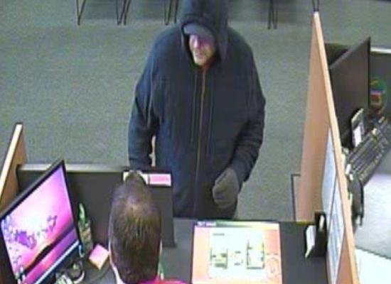 Photo of the suspect