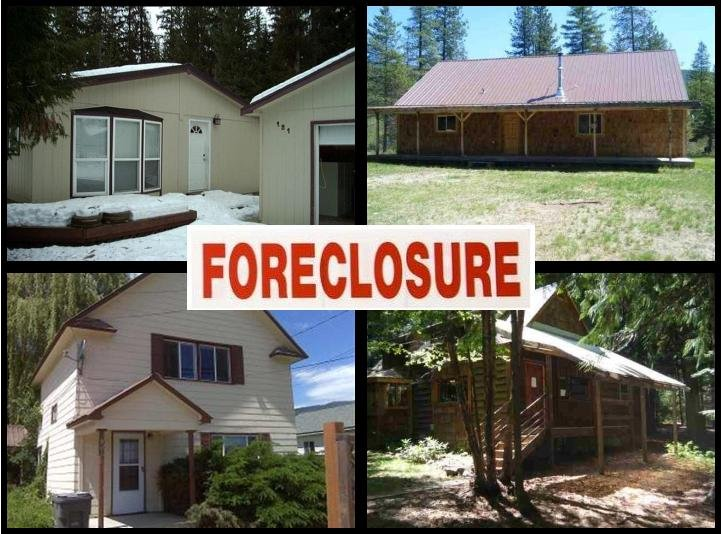 Foreclosed Homes In N. Idaho