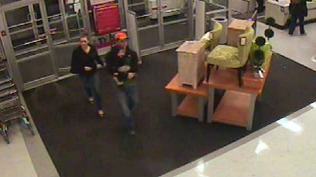 Spokane County Sheriff's Deputy Mike Northway is requesting your help identifying the male and female suspects in these photos.  They are suspected of fraudulently using a reported stolen credit card(s) at several locations.