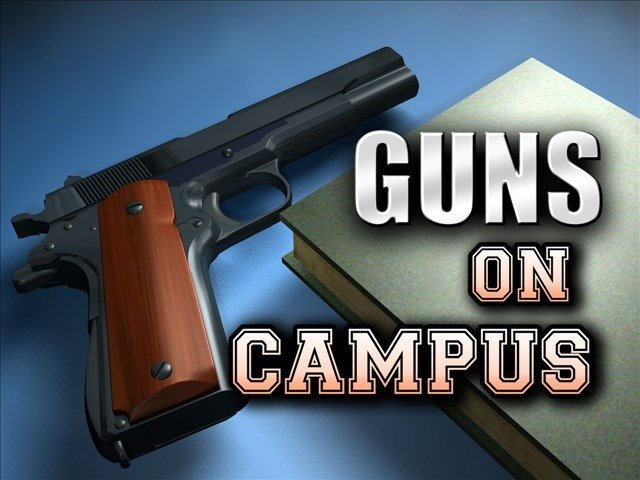 Despite concerns from colleges in Idaho, and citing the Second Amendment, Governor Butch Otter signed into law on Wednesday legislation that allows guns on Idaho public college and university campuses.